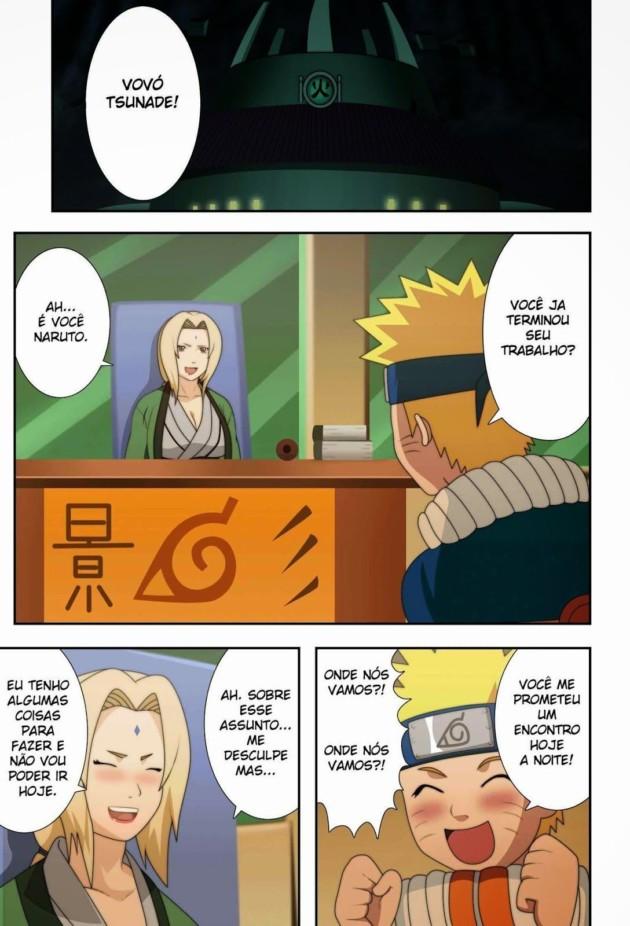 Naruto o ninja do sexo comendo a tsunade em x videos