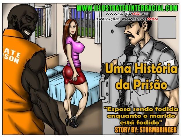 Perdendo a esposa para os negros da cadeia do xvídeo