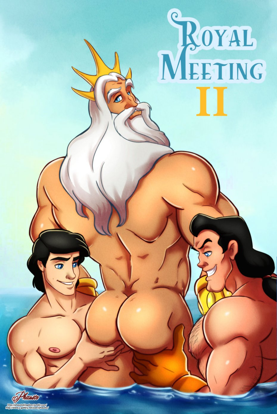 Caras da Disney em porno hentai gay
