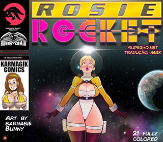Rosie Rocket: Putaria espacial