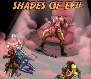 Shades of Evil: A putaria dos heróis
