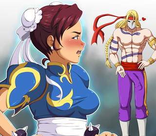 Street Fighter: A bandana mágica
